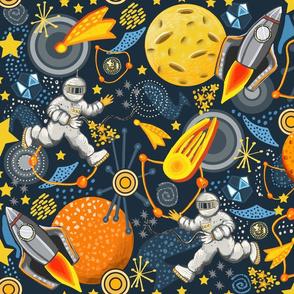 Space Walk Saga.