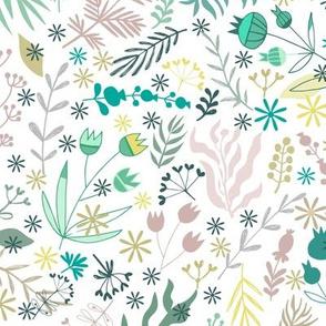 Herbs Pattern 5-01