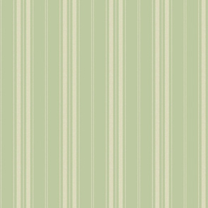Dandy Stripe ~ Gypsophila on Aberdeen   _ Faux Woven _ Copyright Peacoquette 2021