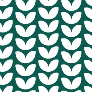 Knit Vine Emerald