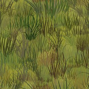 Grasslands Large Print