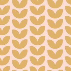 Knit Vine Butterscotch