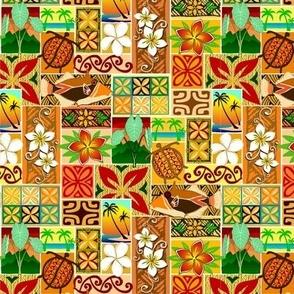 Hawaiian motif 004 small