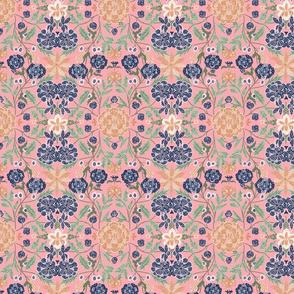 Phuket Batik (Pink) - Small Scale