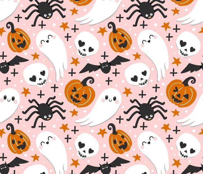 cute pastel Halloween kawaii