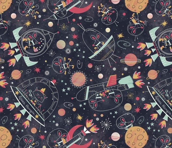 space doodle mice adventure