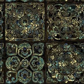 Ceramic pattern series