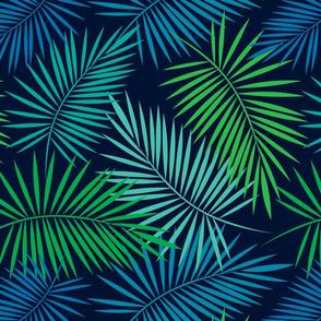 Palm Leaf - Multicolor