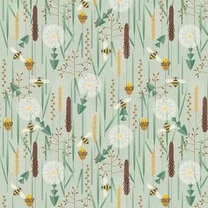 wild grasses - small