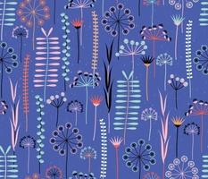 Wild Grasses_Wildflowers-Blue