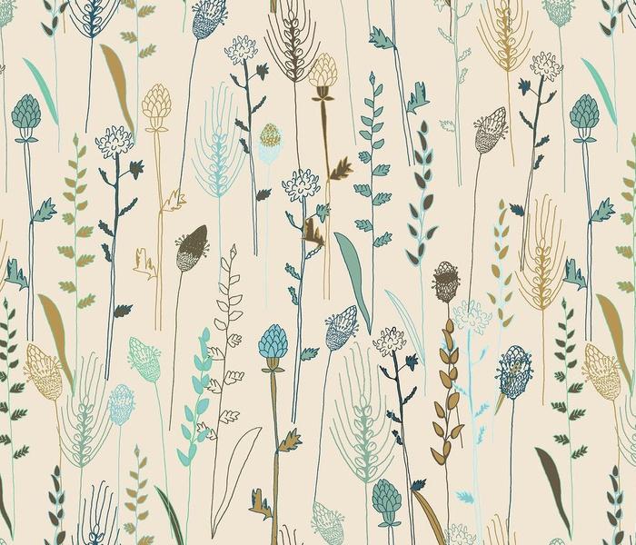 willowy wild grasses