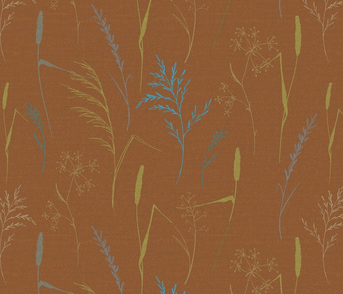 Wild grass by Odette Lager