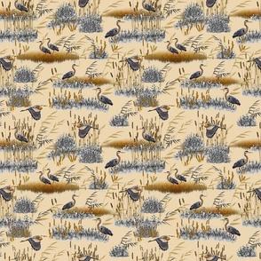 The Egret Marsh