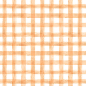 Watercolor Ivory Gingham Small