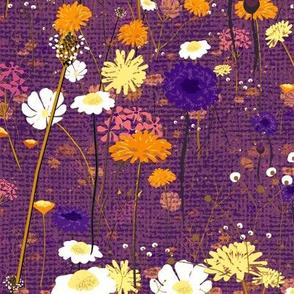 In The Meadow (Purple Moody)