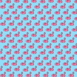 Flamingo Pool Floaty