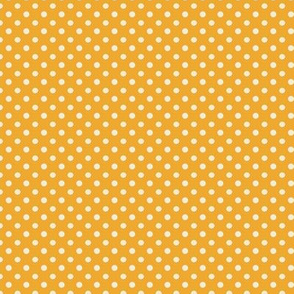 Small Dots Orange