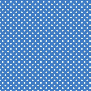 Small Dots Blue
