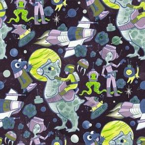 Spacetales