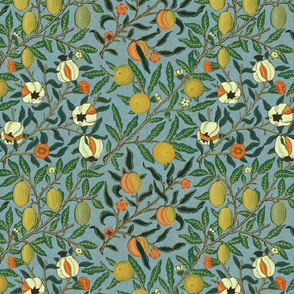 Fruit ~ William Morris ~ Special Edition ~ Antique Bright ~ Large
