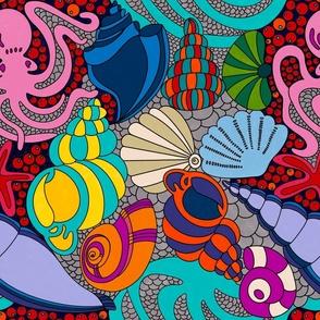 Seashells party