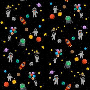 The_little_astronaut
