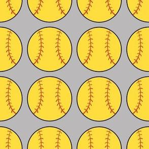 Softball Row