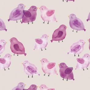 Chatty Birds