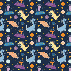 Space Dinos Small