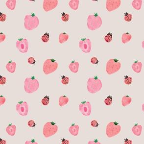 Strawberry Bugs Small