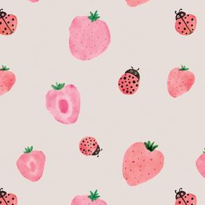 Strawberry Bugs