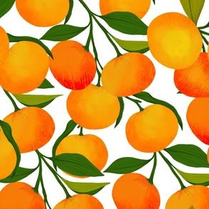 Tangerine Dreams White