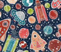 Intergalactic Exploration // Large