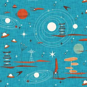 Intergalactic Adventures Blue