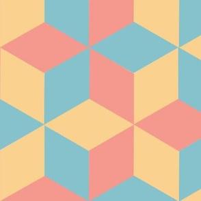 Sixties Cubes