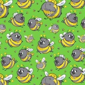 Bumblepugs DEPTH - grass