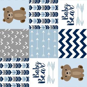 Baby Bear Blue