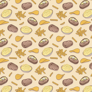 potato - potah-to