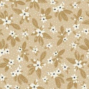 Ditsy Boho Floral - Spring