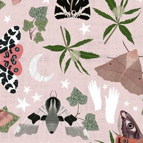 Moth Dance - Large