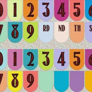 DIY Bow Tie: Doodle Multi+Black