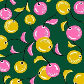 Citurs Fun_Pink and Green