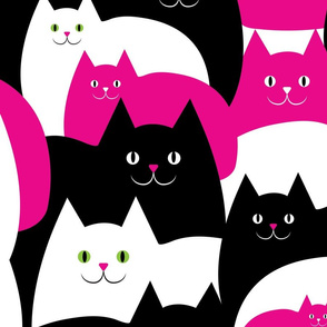If Cats Were Pink