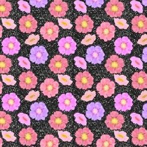 Splatter Blooms