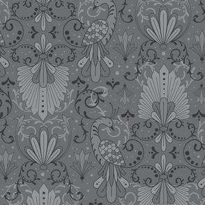 Moder Rococo - Gray