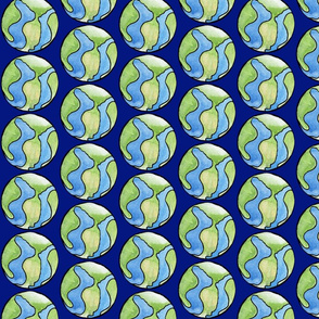 Ditzy Earth