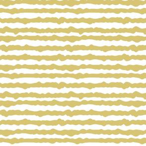 Thick uneven stripes