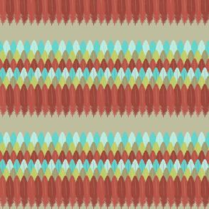 Feather Stripe