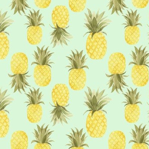 Minty Sweet Pineapples small