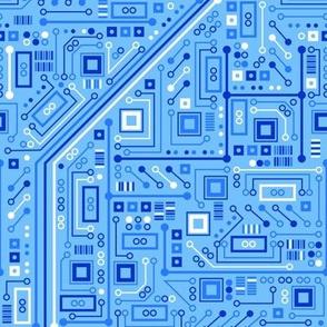 Short Circuits (Light Blue)